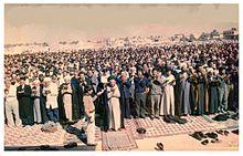 اقامه ی نماز جمعه در اویل انقلاب